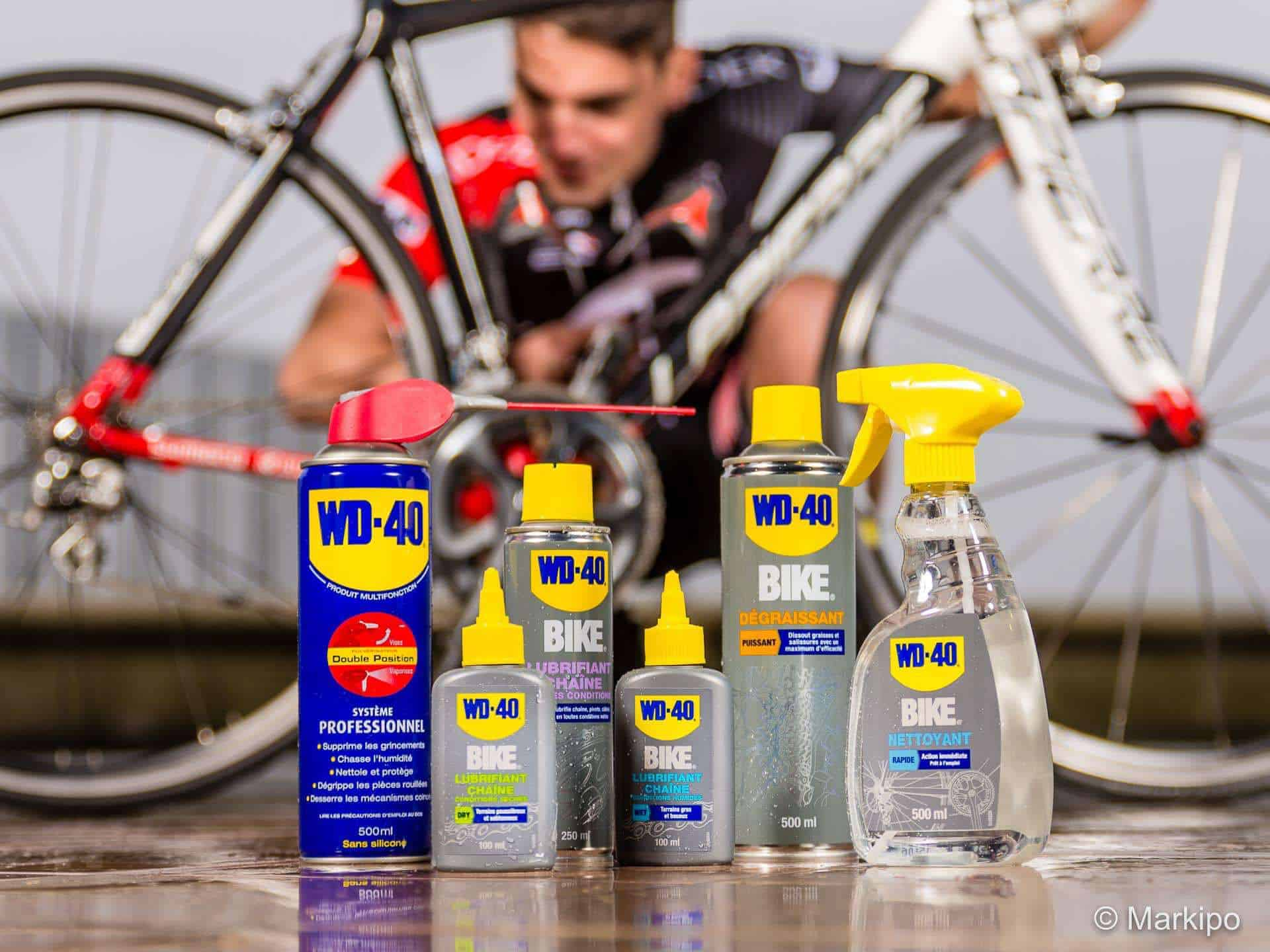 Cyclisme : présentation du Team Sider - Cam de Bordeaux