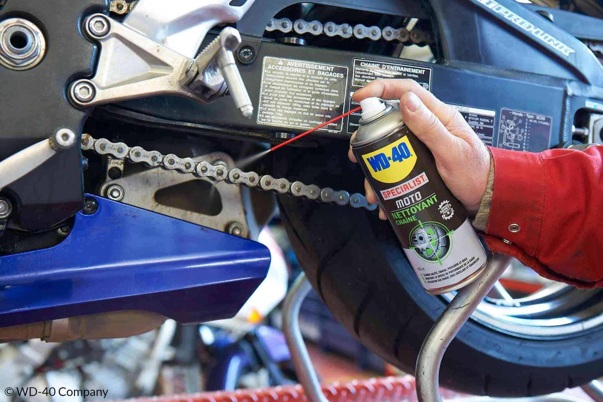 Le guide ultime d'entretien de la moto