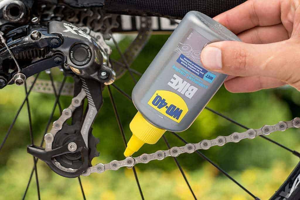 Comment lubrifier sa chaîne de vélo en hiver ?
