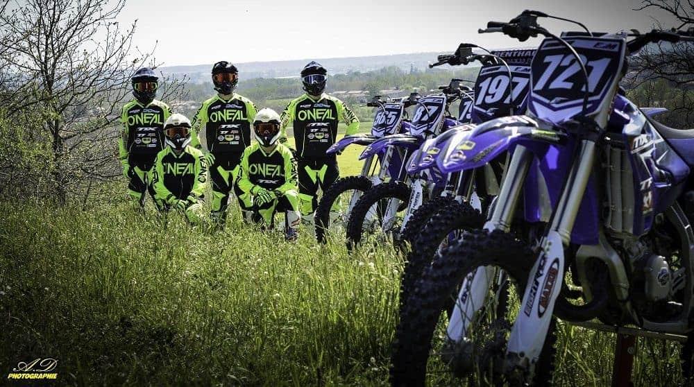 Motocross : retour d'expérience avec MX Développement !