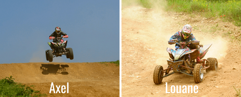 Quad : vivez la discipline à travers le JoP Racing Team