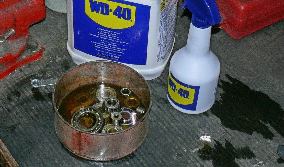 Découvrez les multiples façons d'utiliser le Produit Multifonction WD-40 !