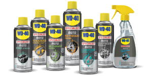 Gamme WD-40 Specialist Moto
